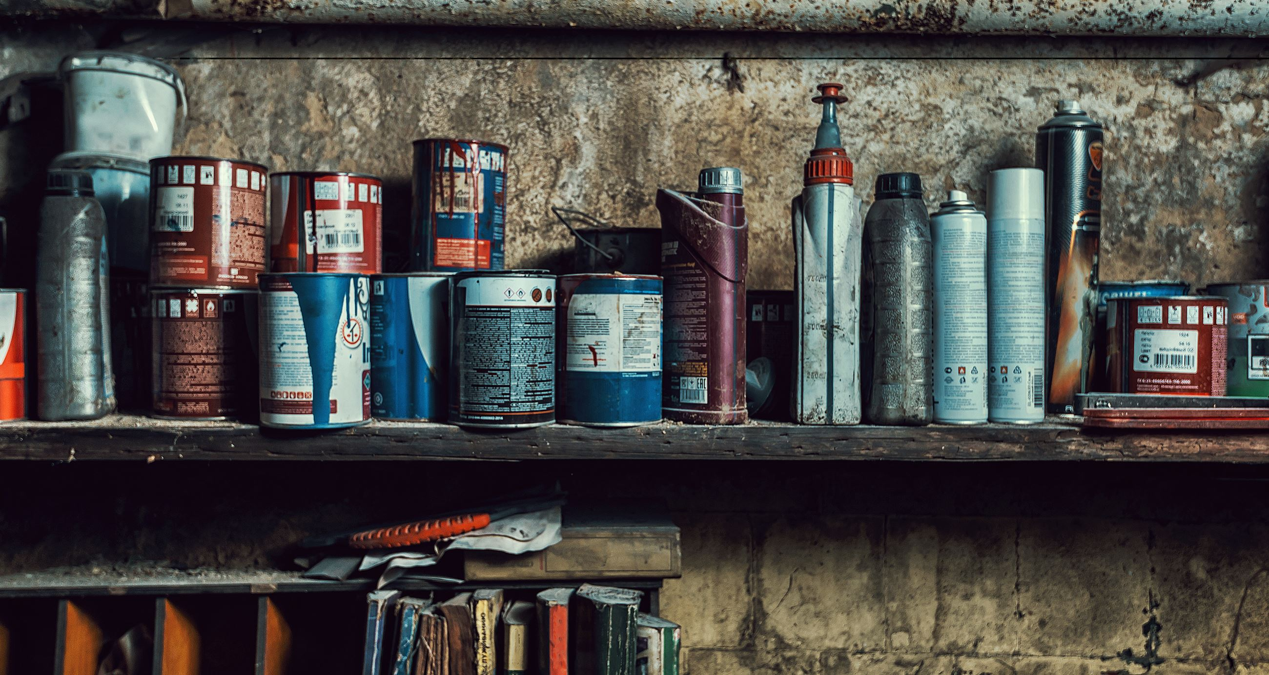 hazardous waste paint