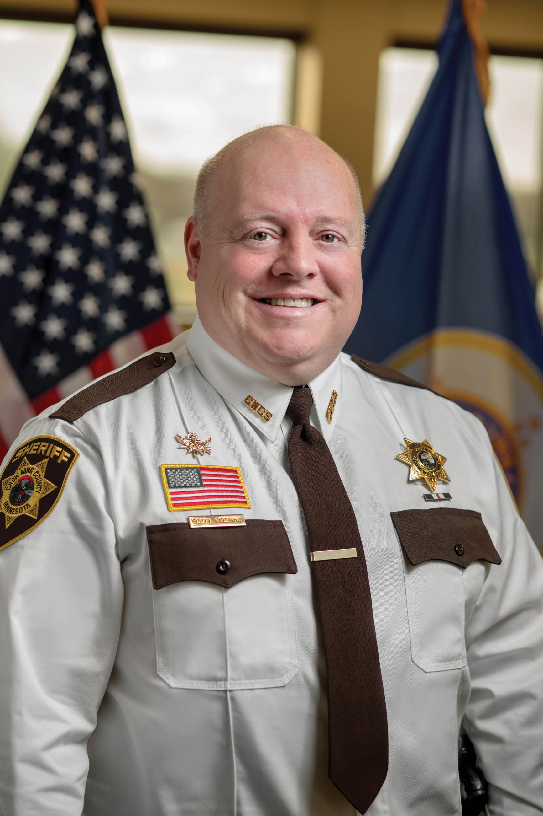 Sheriff Scott Goddard
