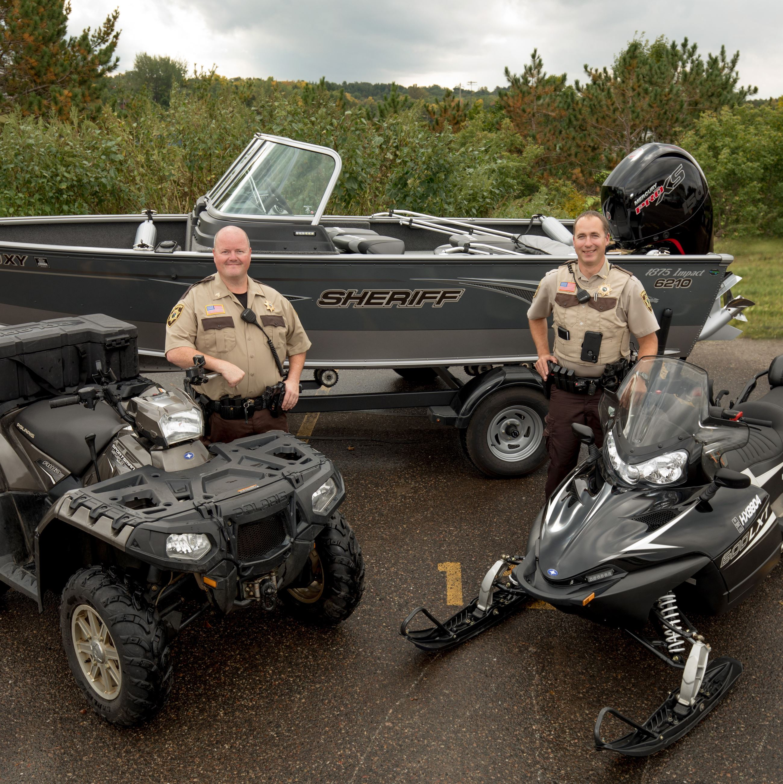 Recreation - boat, ATV, snowmobile