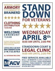 Stand Down for Veterans