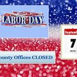 Labor Day Sept 7