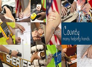 One County... Many helping hands